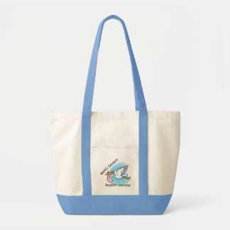 World's Greatest Adoption Counselor Tote Bag