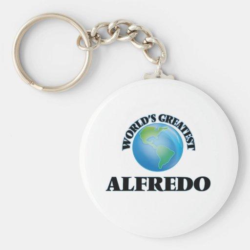World's Greatest Alfredo Key Chain