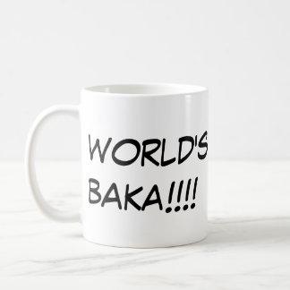 World's Greatest Baka Mug