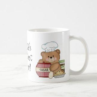 World's Greatest Baker coffee mug