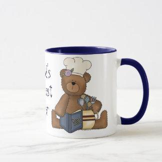 World's Greatest Baker mug