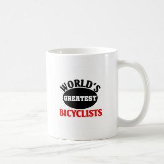 World's Greatest Bicyclists Coffee Mug