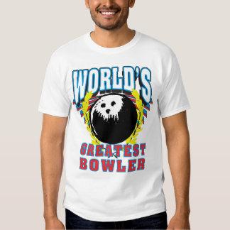 World's Greatest Bowler T-shirt