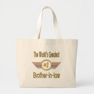 World's Greatest Brother-in-law Bags