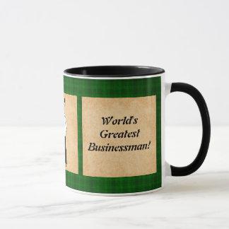World's Greatest Businessman mug