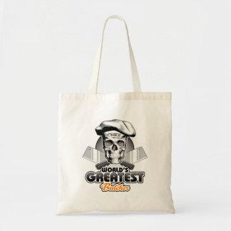 World's Greatest Butcher v5 Budget Tote Bag