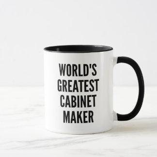 Worlds Greatest Cabinet Maker Mug