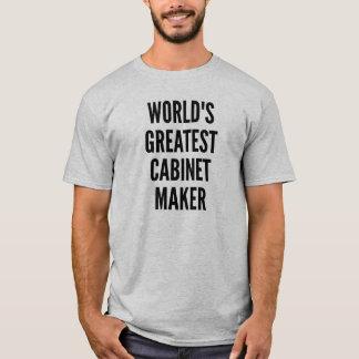 Worlds Greatest Cabinet Maker T-Shirt