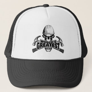 World's Greatest Carpenter Trucker Hat
