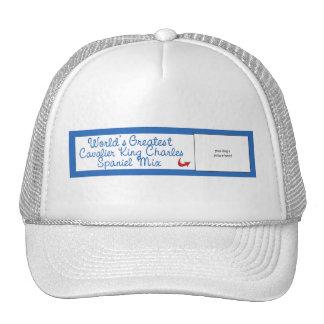 Worlds Greatest Cavalier King Charles Spaniel Mix Trucker Hat