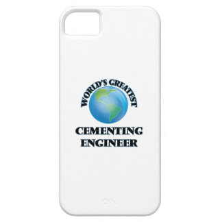 World's Greatest Cementing Engineer iPhone 5 Cases