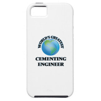 World's Greatest Cementing Engineer iPhone 5 Cover