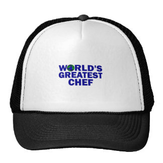 World's Greatest Chef Hat