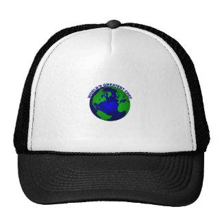 WOrld's Greatest Chef Mesh Hats