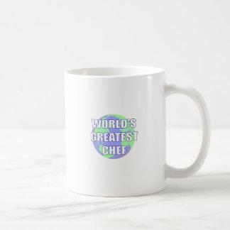 World's Greatest Chef Mugs