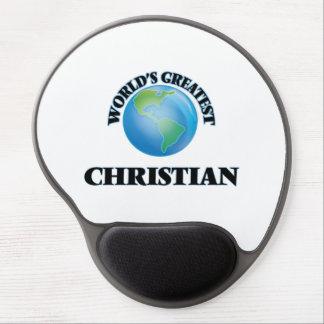 World's Greatest Christian Gel Mouse Mat