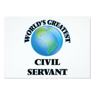 World's Greatest Civil Servant Cards