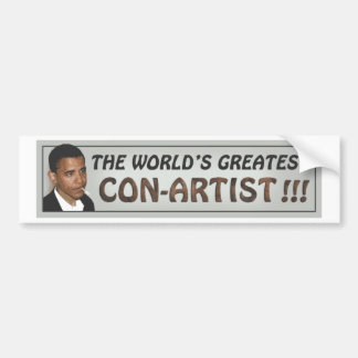 worlds greatest con-man.pdf bumper sticker
