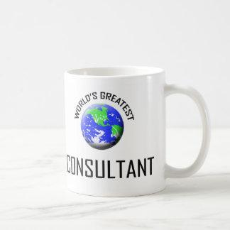 World's Greatest Consultant Coffee Mug
