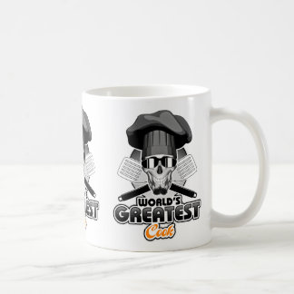 World's Greatest Cook v7 Coffee Mug