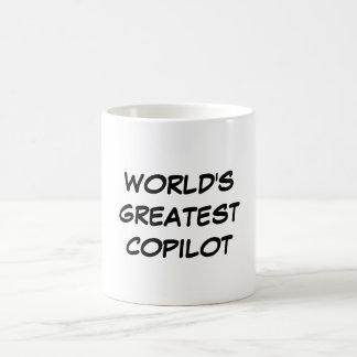 """World's Greatest Copilot"" Mug"
