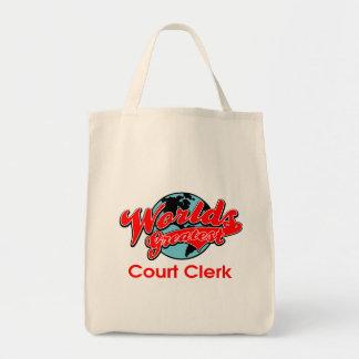 World's Greatest Court Clerk