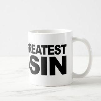 World's Greatest Cousin Coffee Mugs