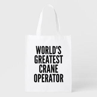 Worlds Greatest Crane Operator