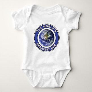 Worlds greatest Dad Baby Bodysuit