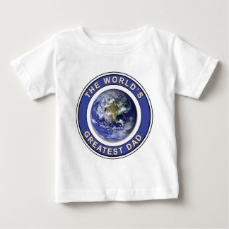 Worlds greatest Dad Baby T-Shirt