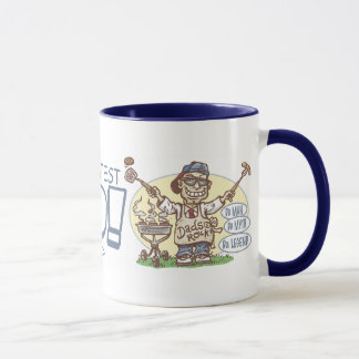 World's Greatest Dad BBQ Mug