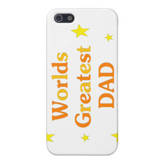 Worlds Greatest Dad Case For iPhone 5/5S