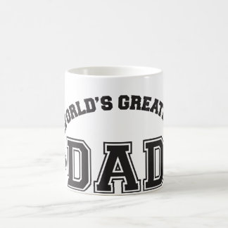 World's Greatest Dad Coffee Mug