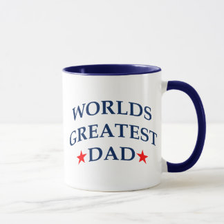 Worlds Greatest Dad Mug