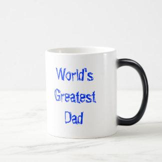 World's Greatest Dad Morphing Mug