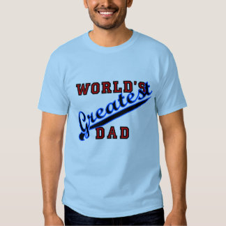 World's Greatest Dad Products Shirt