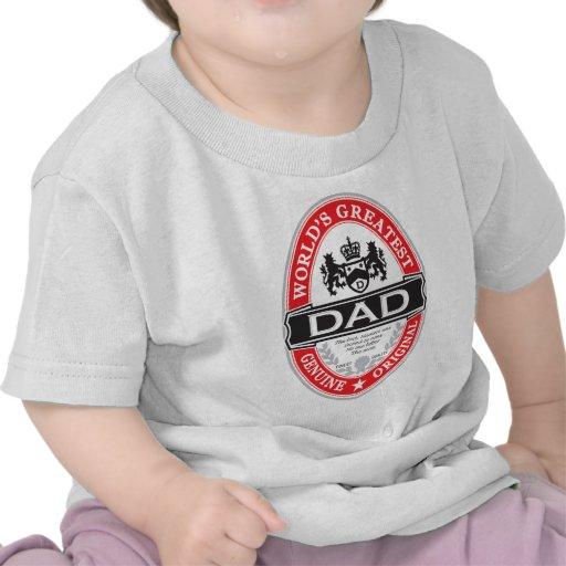 World's Greatest Dad Shirts