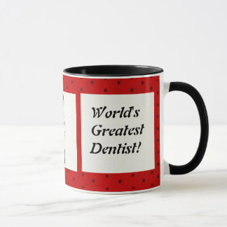 World's Greatest Dentist mug