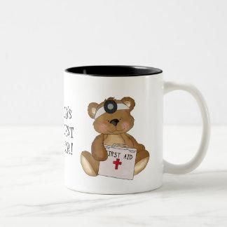 World's Greatest Doctor coffee mug