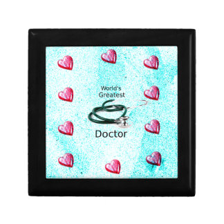 World's Greatest Doctor Professions Collection Gift Box