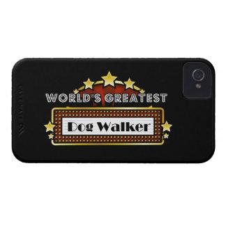 World's Greatest Dog Walker Case-Mate iPhone 4 Case