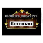 World's Greatest Doorman