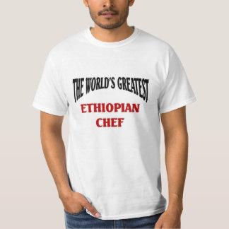 World's greatest Ethiopian Chef T-Shirt