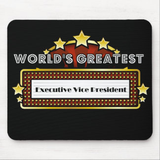World's Greatest Executive Vice President Mousemat