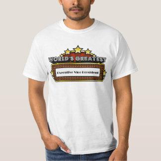 World's Greatest Executive Vice President T Shirt