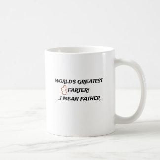 Worlds Greatest Farter Coffee Mug