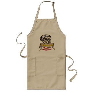 World's Greatest Father-in-law Father's Day Gift Long Apron