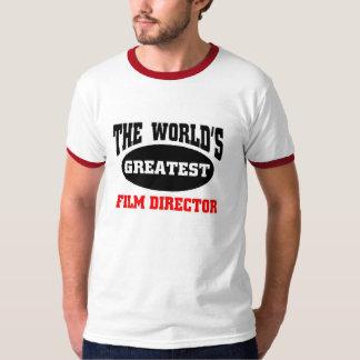 World's greatest film director shirts