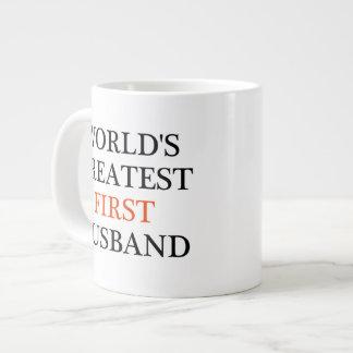 World's Greatest First Husband Jumbo Mug