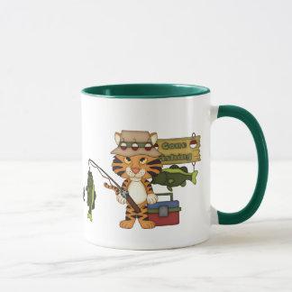 World's Greatest Fisherman coffee mug